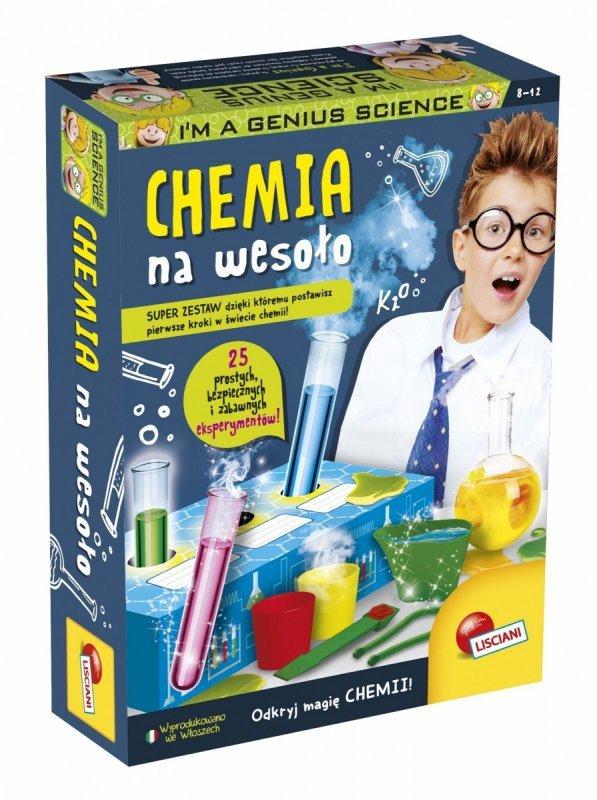Chemia na wesoło Mały Geniusz
