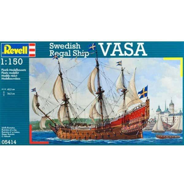 Swedish Regal Ship VASA