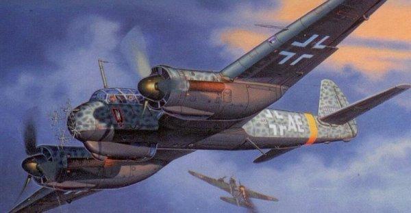 REVELL Junkers Ju88 C-6 N/Z