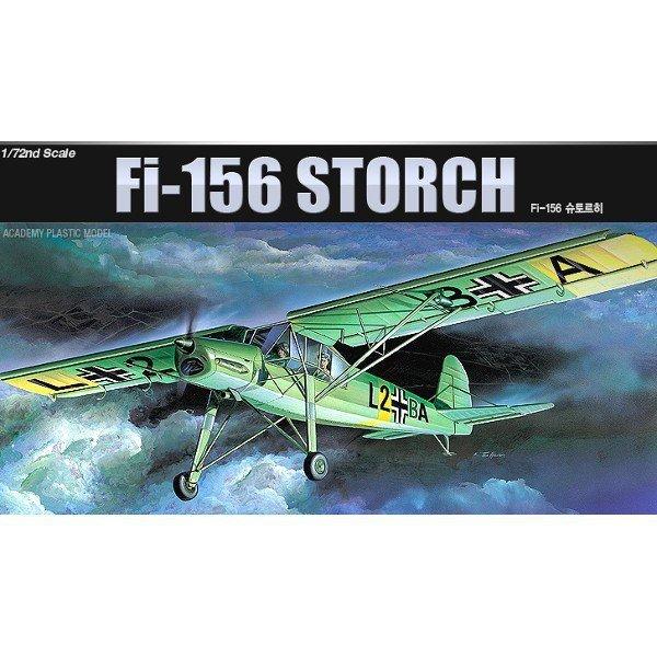 ACADEMY FI-156 Storch