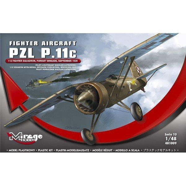 PZL P.11c 112 Eskadra myśliwska