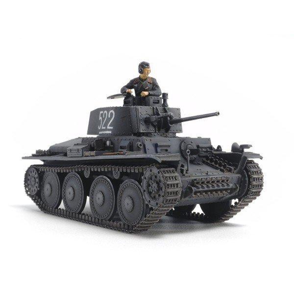 TAMIYA Panzer 38(t) ausf .E/F