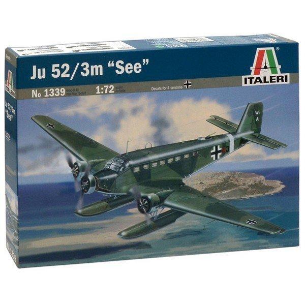ITALERI Ju-52/3m See