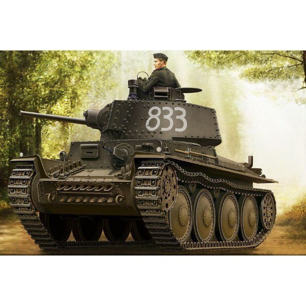 HOBBY BOSS German Panzer Kpfw. 38 t E/F
