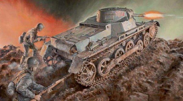 Pz.Kpfw. I Ausf.B
