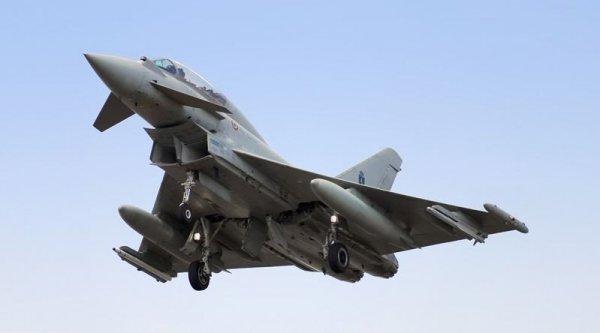 EF 2000 Typhoon (Twin Seater)