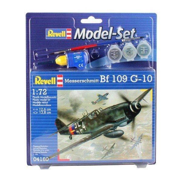 REVELL model set Messers cmitt BF-109