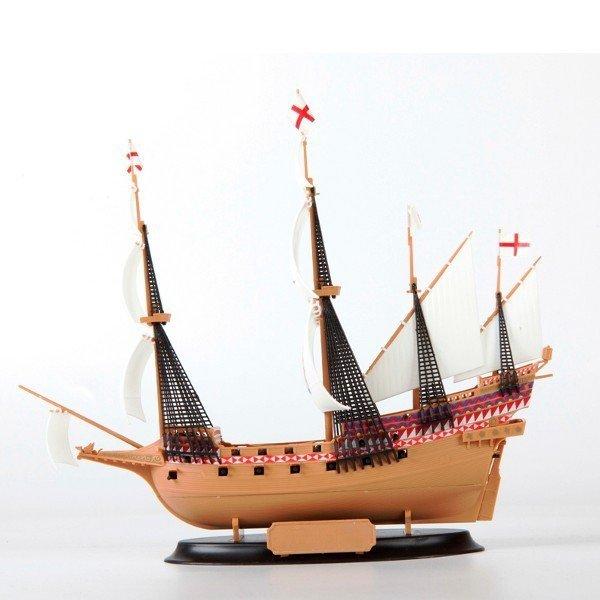 Sir Francis Drakes Flagship HMS