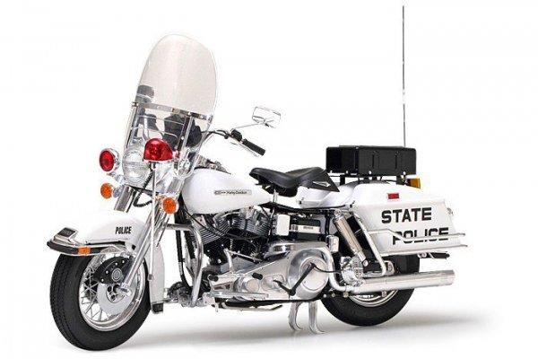 Harley Davidson FLH1200 Police