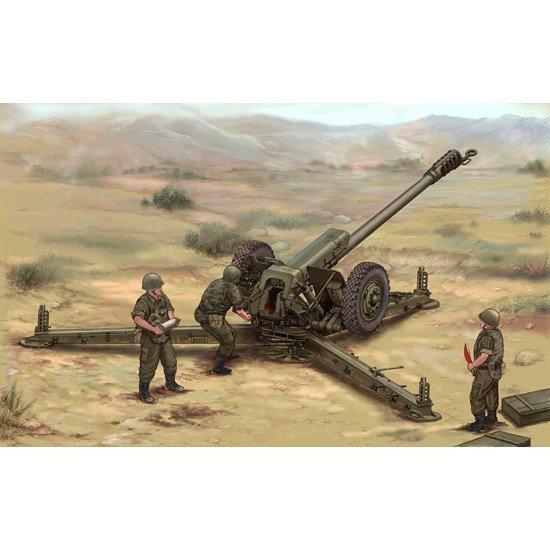 TRUMPETER Soviet D-30 12 2mm Howitzer
