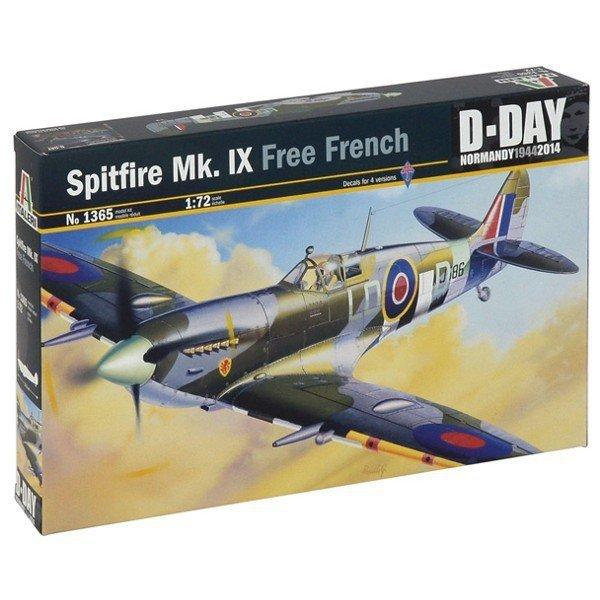 Spitfire Mk. IX Free French