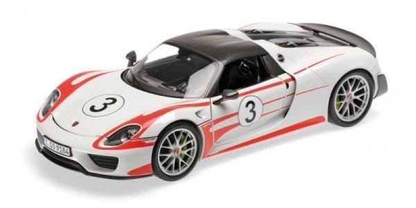 Porsche 918 Spyder 2013