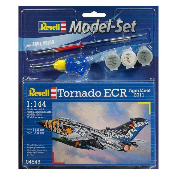 REVELL Model Set Tornado ECR 'Tigermeet'