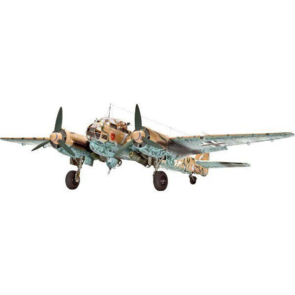 REVELL Junkers Ju88 A-4 with Bombs