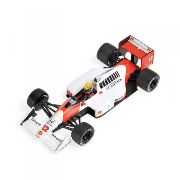 McLaren Honda MP4/4 #12