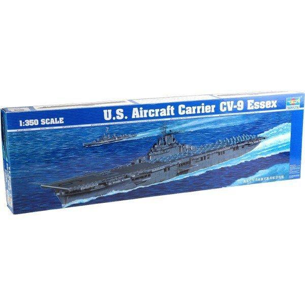 TRUMPETER U.S. Aircraft Carrier CV-9
