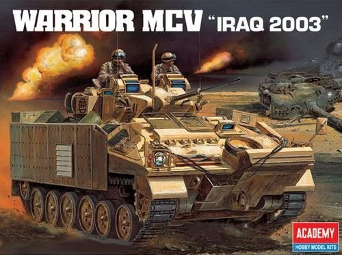 Warrior MCV 'Iraq 2003'