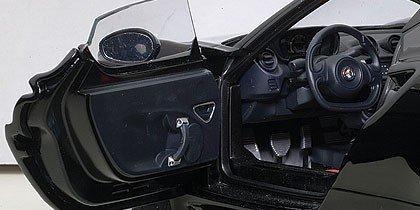 Alfa Romeo 4C 2013 (gloss black)