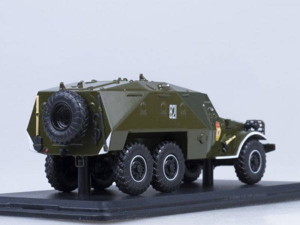 Russian Armored Personnel Carriers