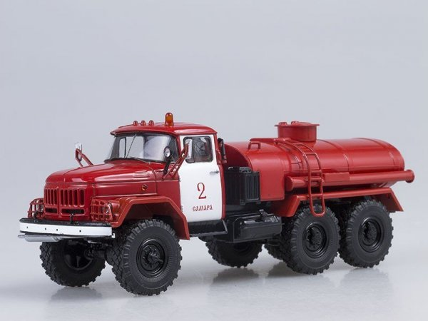 Fire Tanker Truck ZI L-131
