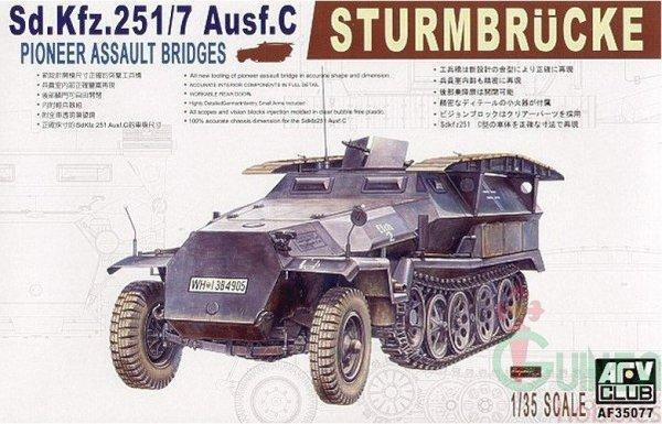 AFV Sdkfz251/7 Ausf. C