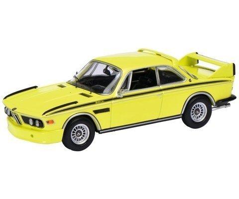 BMW 3.0 CSL (golden yellow)