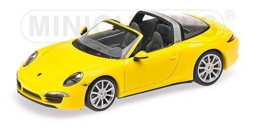 Porsche 911 Targa 2013 (yellow)