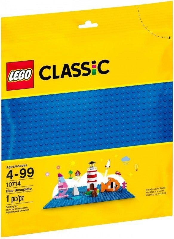 Klocki Classic 10714 Niebieska płytka konstrukcyjna