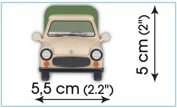 Klocki Syrena R20 94 elementy
