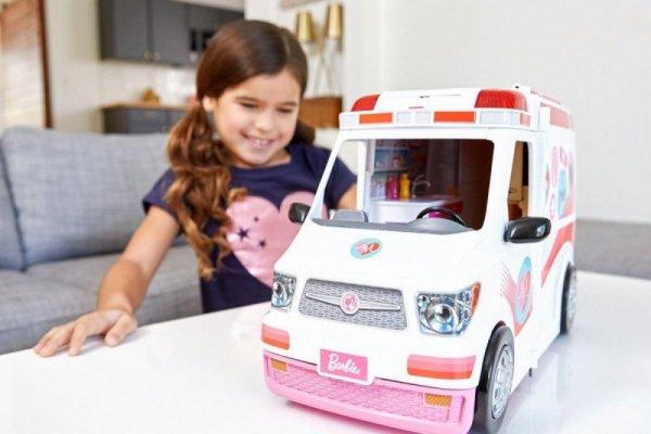 Karetka Barbie - Mobilna klinika