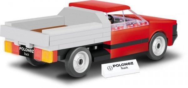 Klocki Youngtimer Collection 94 elementów FSO Polonez Truck