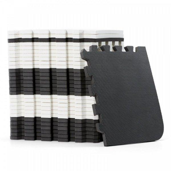 przykładowe wzory mata puzzle piankowe