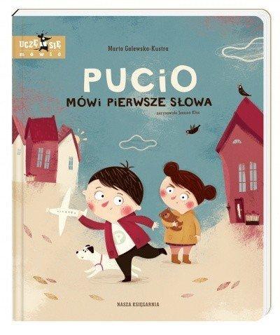 Książeczka Pucio mówi pierwsze słowa
