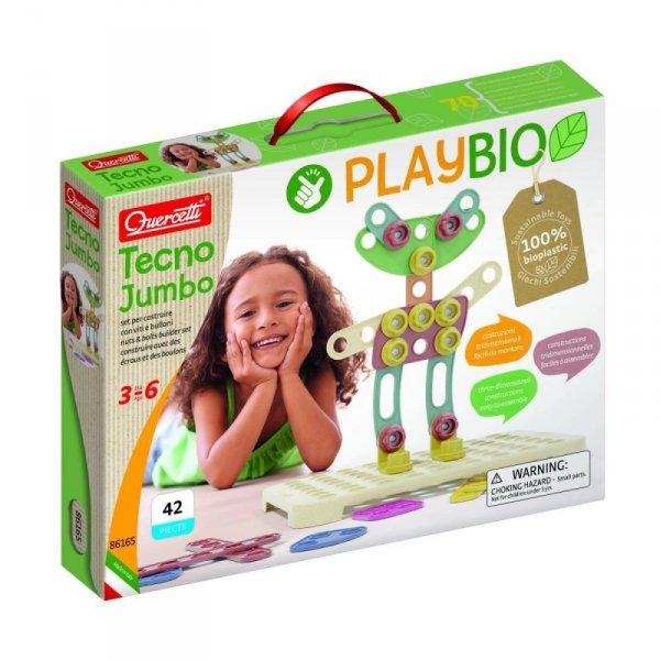 Zestaw konstrukcyjny Playbio Tecno Jumbo
