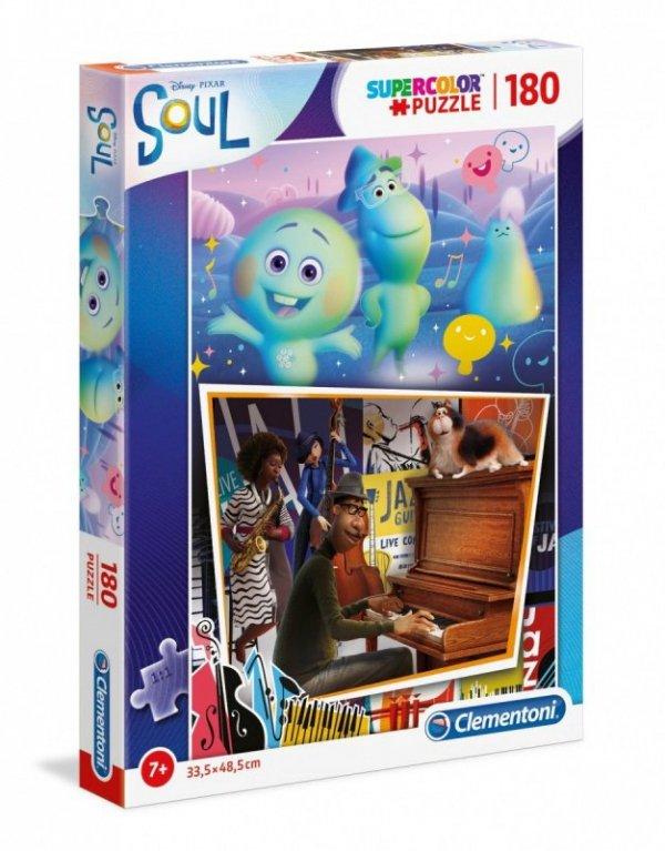 Puzzle 180 elementów Super Kolor Soul
