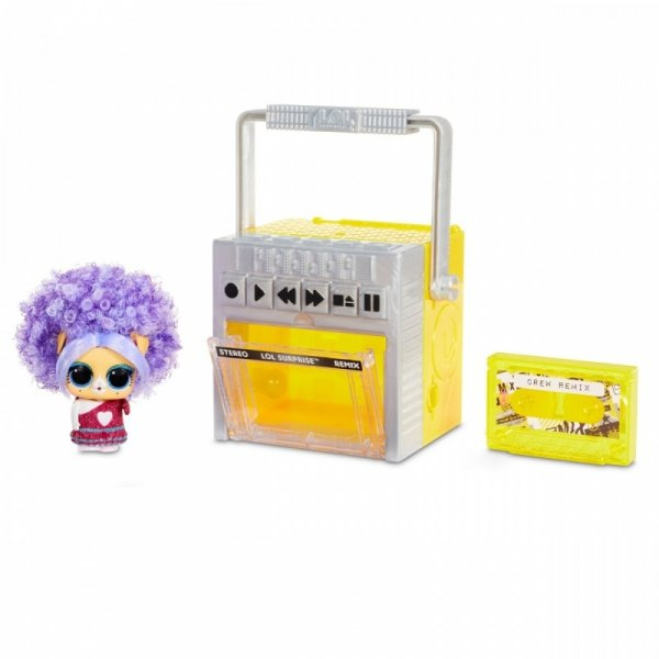Figurka L.O.L. Surprise Remix Pets display 12 sztuk