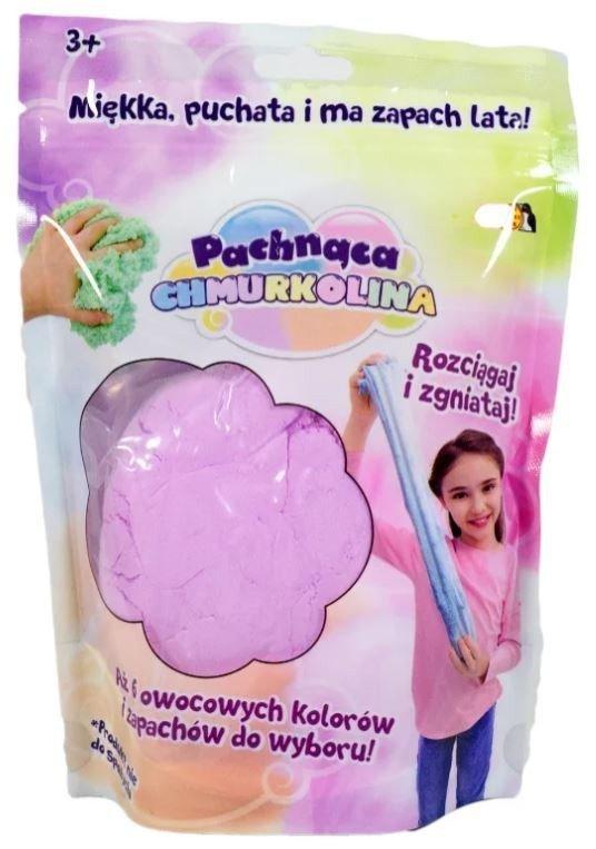 Masa plastyczna Chmurkolina pachnąca fioletowa winogronowa