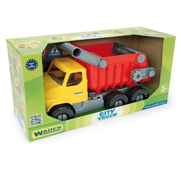 Pojazd City Truck Wywrotka