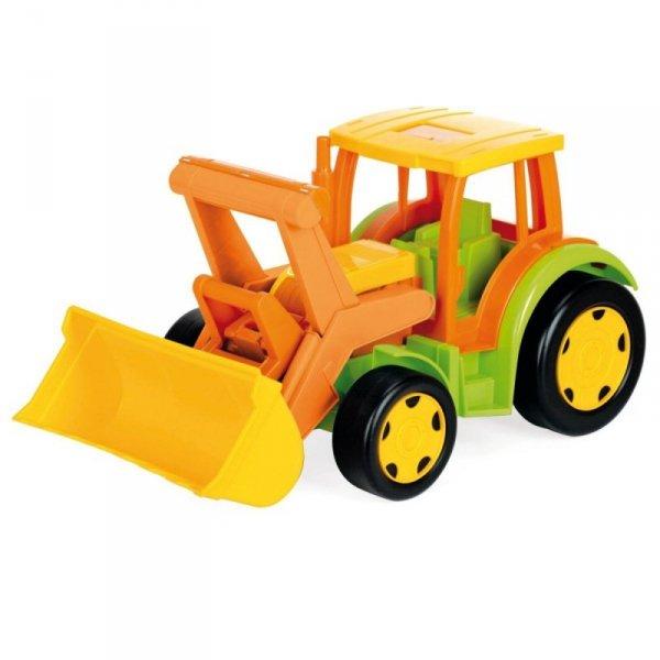 Pojazd Gigant Traktor ładowarka do piasku