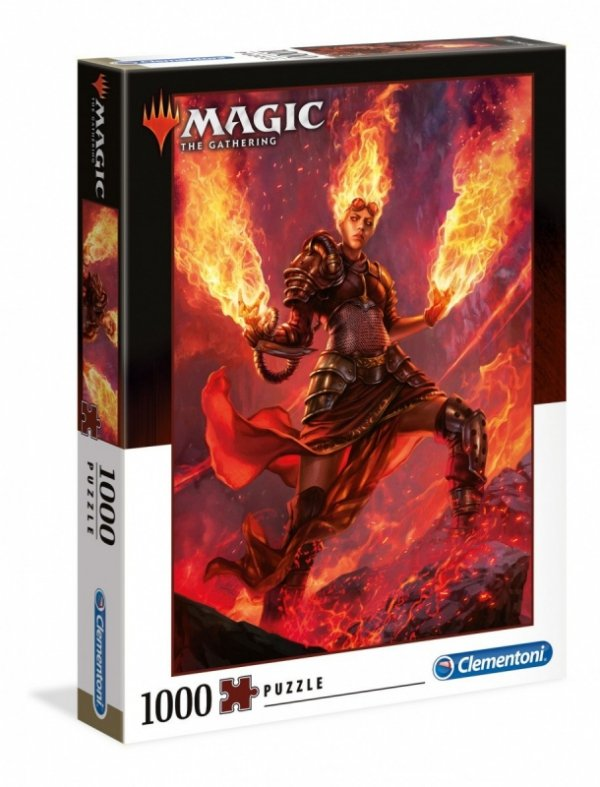 Puzzle 1000 elementów Magic The Gathering Collection