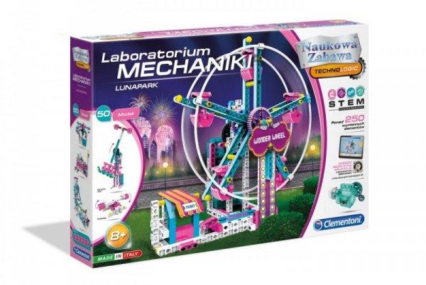 Zestaw konstrukcyjny Laboratorium Mechaniki Lunapark 2.0