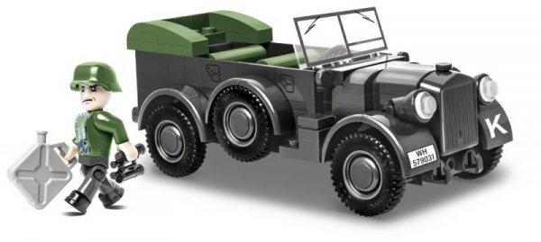 185 elementów 1937 Horch 901 kfz.15