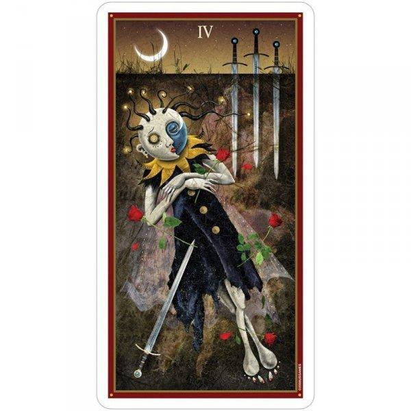 Karty Tarot Deviant Moon Standard