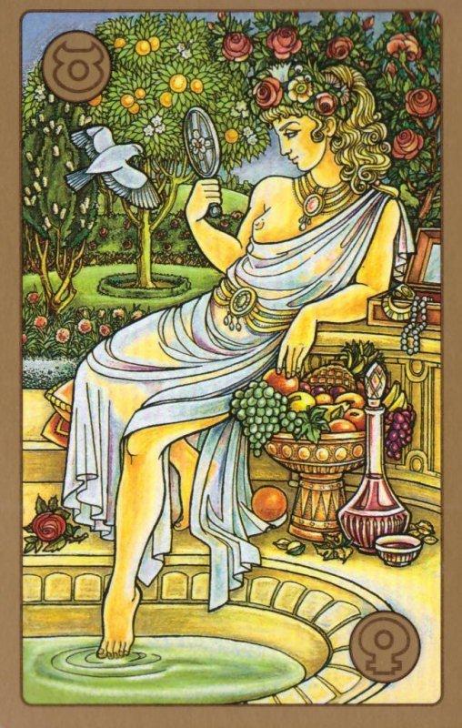Karty Tarot Symbol Wersja kieszonkowa GB