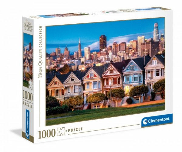 Puzzle 1000 elementów Painted Ladies