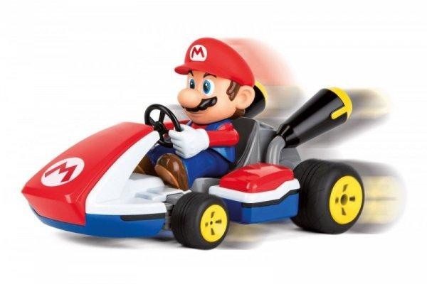 Pojazd RC Mario Kart Race Kart z dźwiękiem
