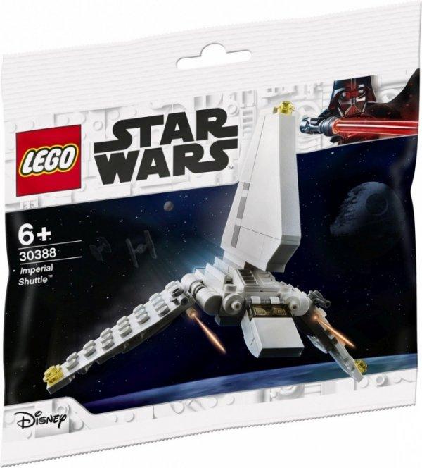 Klocki Star Wars 30388 Imperialny wahadłowiec