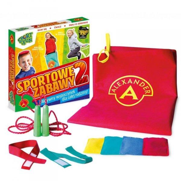 Gra Sport&Fun Sportowe zabawy 2