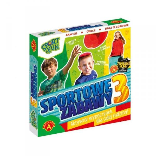 Gra Sport&Fun Sportowe zabawy 3