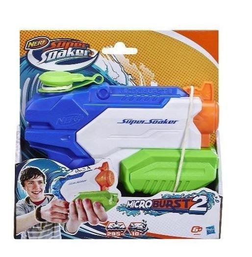 Blaster wodny Nerf Super Soaker Microbust